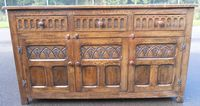 Large Oak Dresser by Titchmarsh & Goodwin